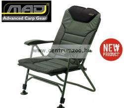 D.A.M. Mad Siesta Relax Chair Alloy (D8470108)