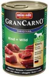 Animonda GranCarno Adult - Beef & Venison 400g