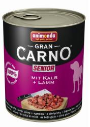 Animonda GranCarno Senior - Veal & Lamb 800g