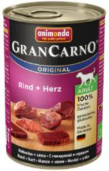 Animonda GranCarno Adult - Beef & Heart 400g