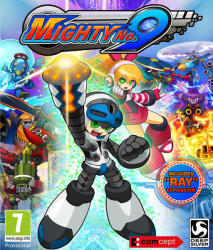 Deep Silver Mighty No 9 [Day One Edition] (Xbox One)