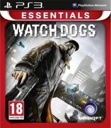 Ubisoft Watch Dogs [Essentials] (PS3)