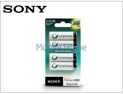 Sony AA 2500mAh (4) NH-AA-B4E