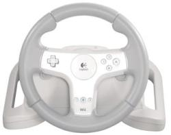 Logitech Speed Force Wireless Wii