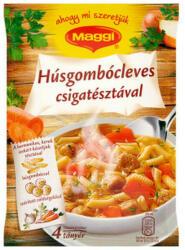 Maggi Húsgombócleves Csigatésztával 62g