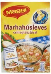 Maggi Marhahúsleves Csillagtésztával 35g