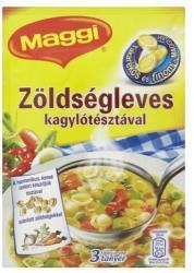 Maggi Zöldségleves Kagylótésztával 46g