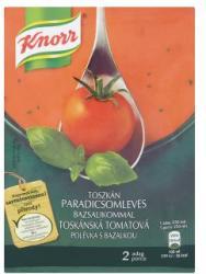 Knorr Toszkán Paradicsomleves Bazsalikommal 66g