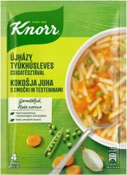 Knorr Telis-Tele Újházy Tyúkhúsleves Csigatésztával 67g