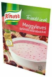 Knorr Frissítő Ízek Meggyleves 56g