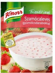 Knorr Frissítő Ízek Szamócaleves 45g