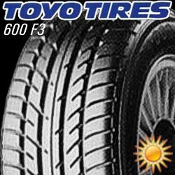 Toyo 600 F3 205/50 R15 85H