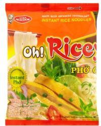 Oh! Ricey Csirkehús Ízű Tésztaleves 62g