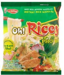 Oh! Ricey Marhahús Ízű Tésztaleves 62g