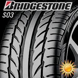 Bridgestone Potenza S03 255/35 R18 90Y