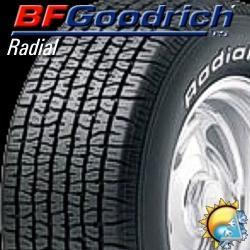 BFGoodrich Radial 275/65 R16 111S