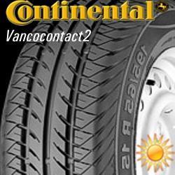 Continental VancoContact 2 195/65 R16 104T