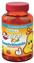 BÉRES Actival Kid Gumivitamin - 50db