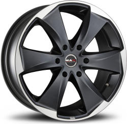 Mak Raptor 6 Ice Superdark CB112 6/139.7 20x9 ET20