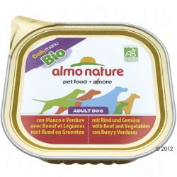 Almo Nature Bio Daily Menu - Veal & Vegetables 9x300g