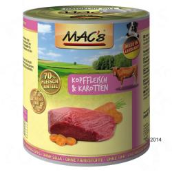 MAC's Adult - Chicken & Blueberry 6x800g