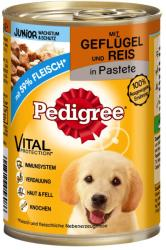 Pedigree Junior - Poultry & Rice 12x400g