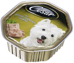 Cesar Beef & Poultry 24x150g