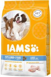 Iams Proactive Health Puppy & Junior Large Breed Chicken 3kg