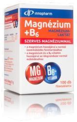 InnoPharm Magnézium-laktát+B6 filmtabletta - 100db
