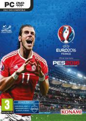 Konami UEFA Euro 2016 PES Pro Evolution Soccer (PC)