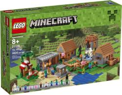 LEGO Minecraft - A falu (21128)
