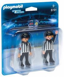 Playmobil Jégkorong játékvezetők (6191)