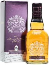 CHIVAS REGAL 12 Years Whiskey 0,2L 40%