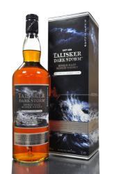 TALISKER Dark Storm Whiskey 1L 45,8%