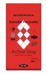 Kennels' Favourite Active Dog 4kg