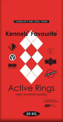 Kennels' Favourite Active Rings 4kg