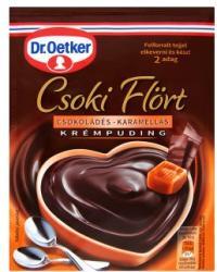 Dr. Oetker Csoki Flört csokoládés-karamellás krémpudingpor (60g)