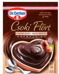 Dr. Oetker Csoki Flört csokoládés-mogyoróízű krémpudingpor (60g)