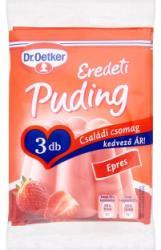 Dr. Oetker Eredeti Puding epres pudingpor (3x40g)