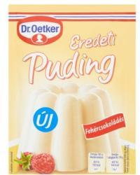 Dr. Oetker Eredeti Puding fehércsokoládés pudingpor (46g)