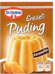 Dr. Oetker Eredeti Puding karamellás pudingpor (40g)