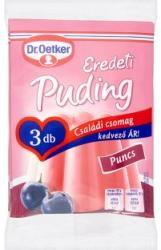 Dr. Oetker Eredeti Puding puncs pudingpor (3x40g)