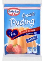 Dr. Oetker Eredeti Puding vaníliás pudingpor (3x40g)