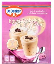 Dr. Oetker Kávés-csokoládés krémpor (56g)