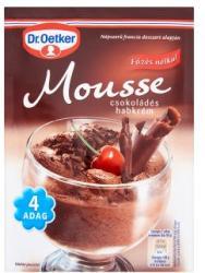 Dr. Oetker Mousse csokoládés habkrémpor (92g)