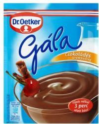 Dr. Oetker Gála csokoládés krémpudingpor (104g)