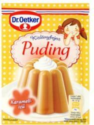 Dr. Oetker Kislányfejes Puding karamellás pudingpor (40g)