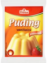 Haas Klasszikus vaníliás pudingpor (3x40g)