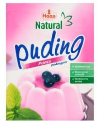 Haas Natural puncs pudingpor (40g)