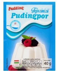 Pudding Tejszínes pudingpor (40g)